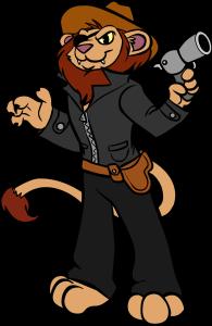 Riproar Lion